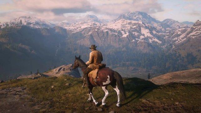 Red Dead Redemption 2 Ganze Karte.Red Dead Redemption 2 Spieler Betritt Offenbar Gesperrten