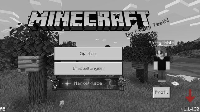 Minecraft: Mods installieren - Die Versionsnummer findet ihr im Minecraft-Launcher ganz unten.