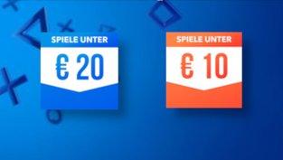 PS4: Spiele unter 20 und 10 Euro