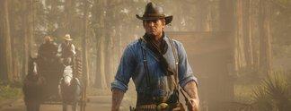 Rockstar Games: Verkaufszahlen von Red Dead Redemption 2 und GTA 5 sind nun offengelegt