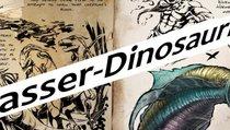 Wasser-Dinos: Vorkommen, Verhalten und Essgewohnheiten