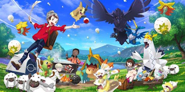 Bereits im November soll Pokémon: Schwert & Schild erscheinen.