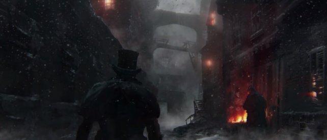 Jack the Ripper stellt den Dirnen nach! Ihr könnt ihn stoppen!