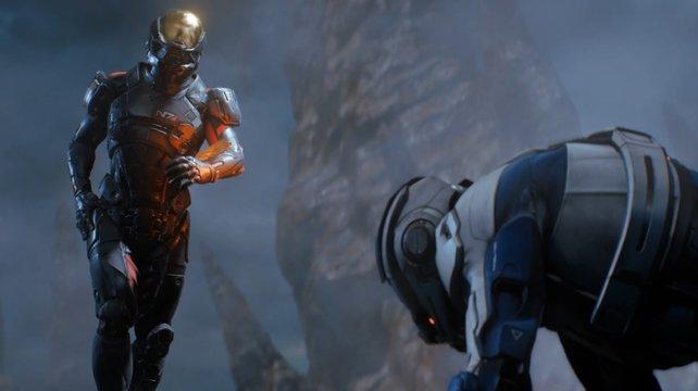 Eine der besten Rüstungen der Mass-Effect-Geschichte: die N7-Panzerung.