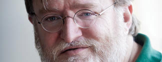 Gabe Newell ist reicher als Donald Trump und beantwortet die Fragen seiner Fans