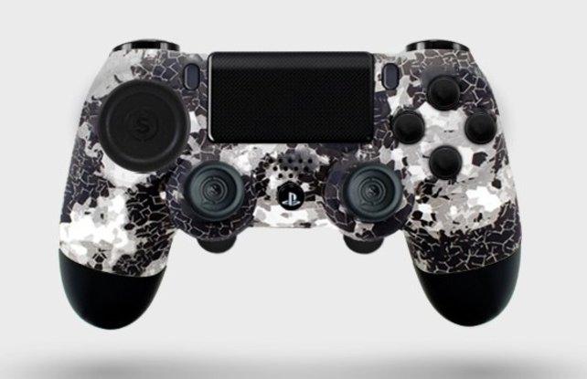 Scuf Controller für die PS4.