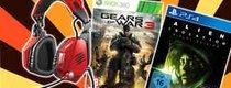 Schnäppchen des Tages: Alien - Isolation, Gears of War 3 und Mad-Catz-Headset im Angebot