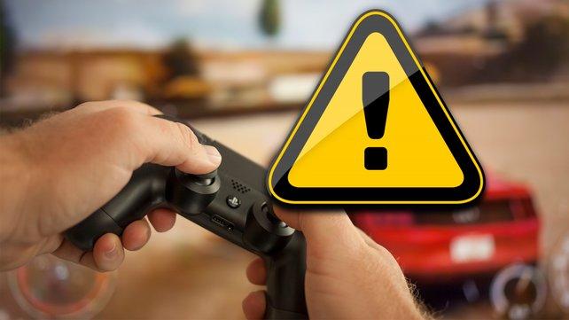 Vorsicht: Eventuell könnte das neue PS4-Update für Probleme sorgen.
