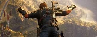 Just Cause 3 - Gamescom-News: Durch Herausforderungen eure Gerätschaften erhöhen