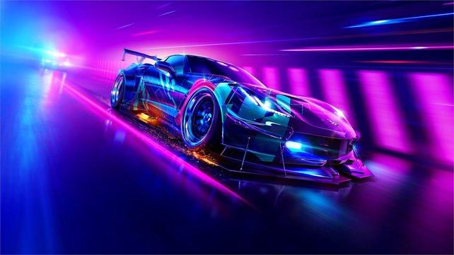 Auch das neue Need for Speed: Heat gibt es gerade stark reduziert.