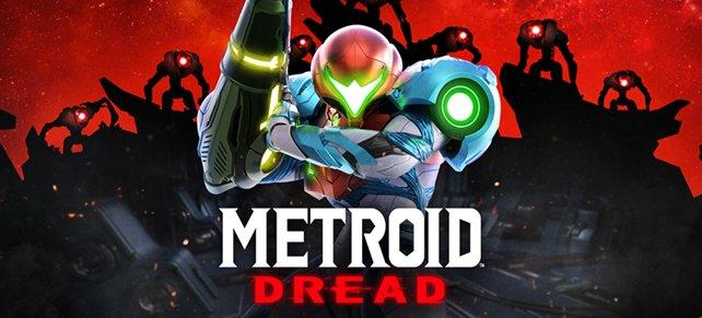 Metroid Dread erscheint am 8. Oktober 2021 exklusiv für Nintendo Switch.