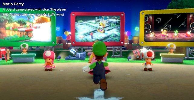 Die klassische Mario Party besitzt jetzt endlich einen funktionsfähigen Online-Modus.