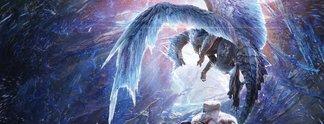 Monster Hunter World: Jagd kostenlos Monster auf der PS4