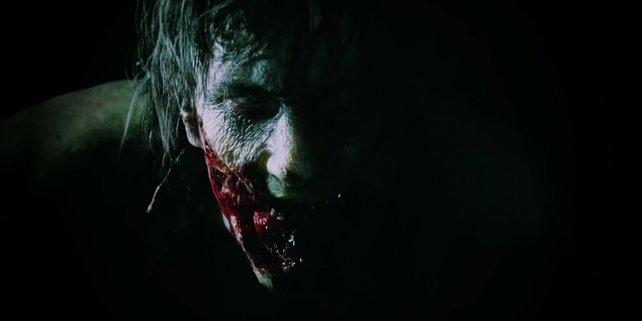Dieser Zombie hat schon bessere Zeiten gesehen.