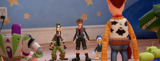 "Kingdom Hearts 3: ""Toy Story""-Trailer enthüllt neue Disney-Charaktere"