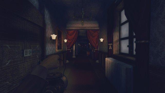 Zu den Gratis-Spielen im Epic Games Store gehört unter anderem Amnesia: A Machine for Pigs.
