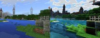 Minecraft | Grafik-Update wurde gecancelt