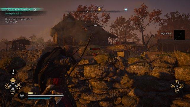 Ihr habt die Wahl, ob ihr euren Bogen und eure Attentatsfähigkeiten wollt, um eure Gegner laotlos zu töten, oder nicht.