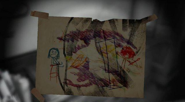 Diese Zeichnung werdet ihr im Studio finden.