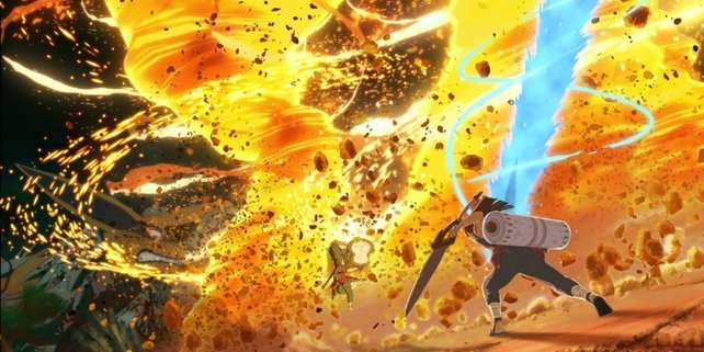 Naruto Shippuden ist bereits eine beeindruckende Adaption der Haupthandlung.