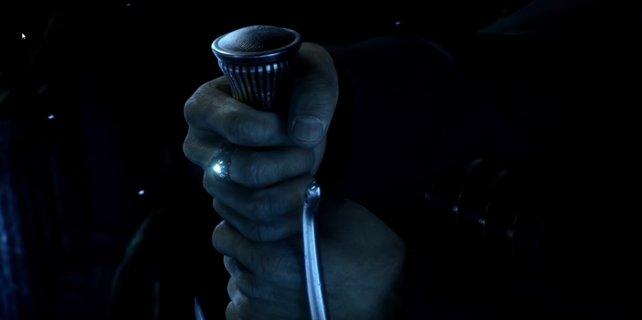Noctis muss nun den Ring der Macht tragen, er hält die Dämonen von ihnen fern.