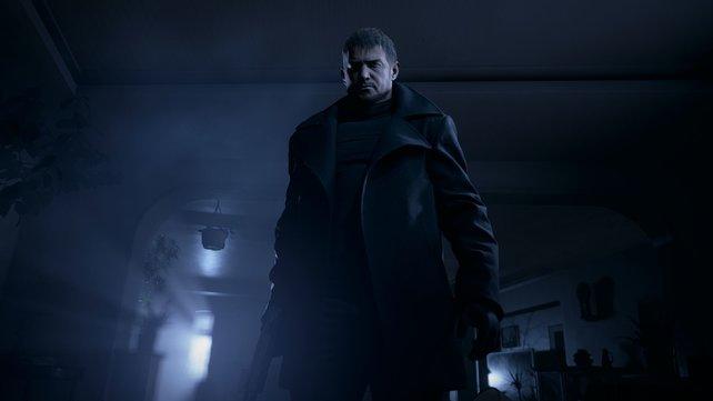 Was führt Chris Redfield in Resident Evil Village im Schilde? Die Antwort ist noch unbekannt.