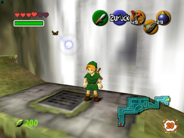 1998 wird ein Klassiker geboren: The Legend of Zelda - Ocarina of Time
