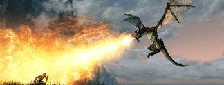 """The Elder Scrolls: Fans kämpfen für virtuelles Denkmal der """"Elder Scrolls""""-Oma"""