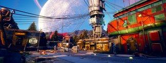 The Outer Worlds | Neuer Gameplay-Trailer zeigt irrwitzige Spielszenen