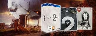 Destiny 2 - Gewinnspiel: Special Edition und tolle Goodies zu gewinnen **UPDATE 11.09.2017**