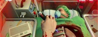 Panorama: Echter Chirurg spielt OP-Simulation