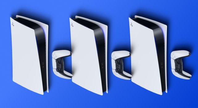 Sony scheint große Pläne zu haben und möchte Verkaufrekorde für die PS5 aufstellen.