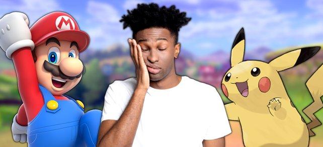 Ob Super Mario oder Pokémon: Manche Spiele sind ihr Geld einfach nicht wert. (Bildquelle: Getty Images / izusek)