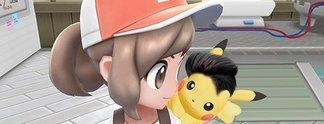 Pokémon Let's Go: Das Internet macht sich über Evolis und Pikachus Haare lustig