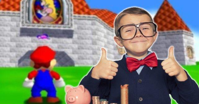 Von wegen Zeitverschwendung: Ein neue Studie hat ergeben, dass Gamer, die als Kinder schon gezockt haben, im Erwachsenenalter Vorteile haben. Bildquelle:Getty Images / RichVintage.