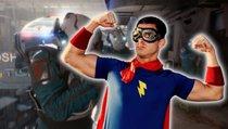Polizei bekämpft euch mit Superhelden