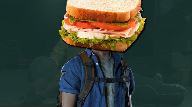 Der spielbare Charakter Martin Sandwich sorgt im Moment für Belustigung in den sozialen Medien.
