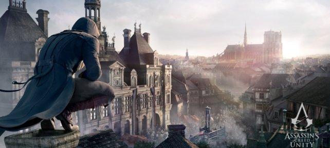 Assassin's Creed - Unity: Inzwischen besser als sein Ruf.