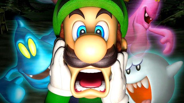Luigi wird entführt