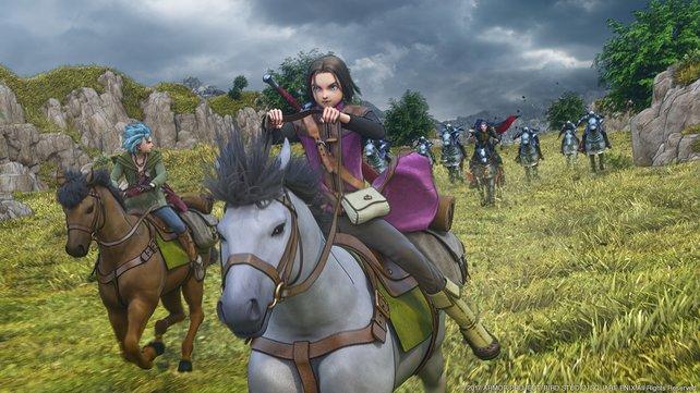 Dragon Quest 11 ist die kommende Rollenspielhoffnung. Aber eine West-Ankündigung steht noch aus.