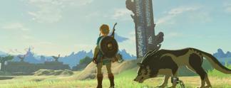So scharf sieht The Legend of Zelda - Breath of the Wild in 4K aus