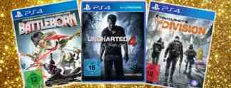 Deals: Schnäppchen des Tages: Uncharted 4, Battleborn und The Division