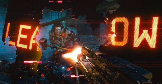 Auch Cyberpunk 2077 ist gerade im PlayStation Store im Angebot.