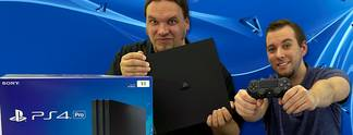 PlayStation 4 Pro in Uffruppe #193: So sieht die finale Verkaufsfassung aus