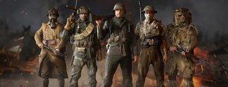 Call of Duty - WW2: Multiplayer via Steam kostenlos am Wochenende spielbar