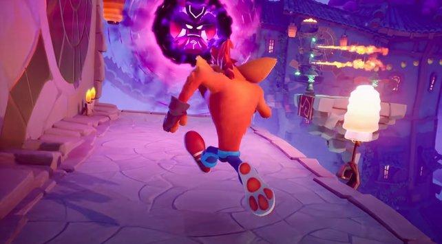 """Crash Bandicoot war den """"Jump'n'Fans""""-Fans eine Fortsetzung lange Zeit schuldig. Das Ergebnis ist ihre bisher größte Prüfung."""