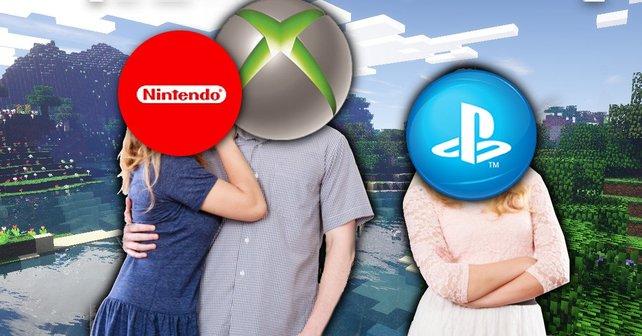 """Nintendo und Microsoft reiben Sony gern ihre """"Offenheit"""" unter die Nase."""