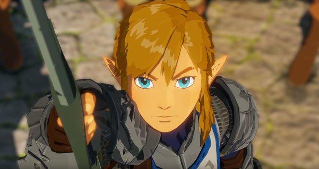 Hyrule Warriors führt euch in die Vergangenheit von Zelda: Breath of the Wild.
