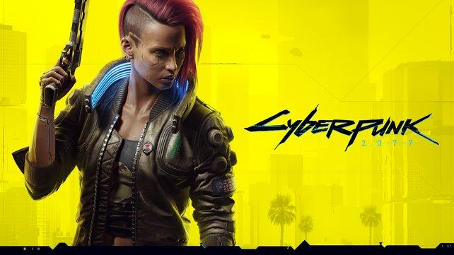 Neue Haare, gleiche Jacke. Miss V auf dem Cover von Cyberpunk 2077
