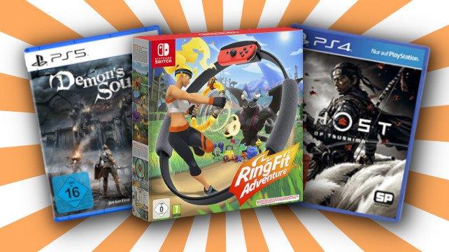 Gaming-Deals: Aktuelle Angebote bei MediaMarkt und Saturn.